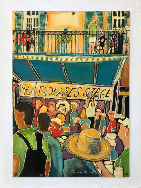Image result for new orleans french quarter paintings