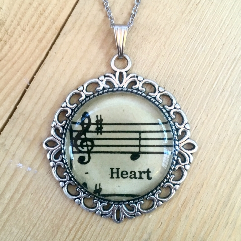 Music of the Heart Necklace