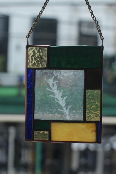 * Enverre Rosemary Stained Glass