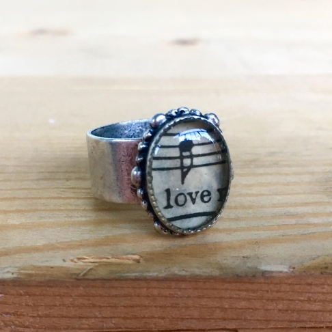 Musical Love Ring
