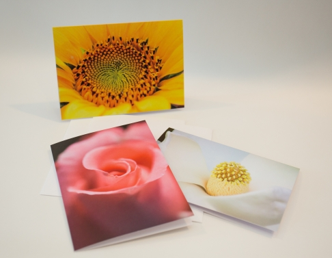 Floral Note Cards