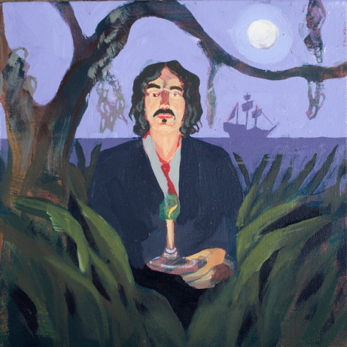 Where Y Art Quot A Portrait Of Jean Lafitte Quot By Maddie Stratton