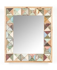 Harlequin Mirror