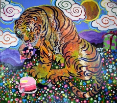 Mr. Tiger's Birthday