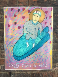 Every Man a Hero / Limited Edition Print