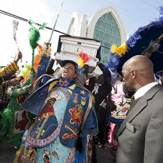 Big: Rise in Glory - Big Chief Bo Dollis's Funeral