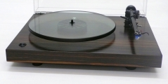 Audiowood El Blocko Turntable