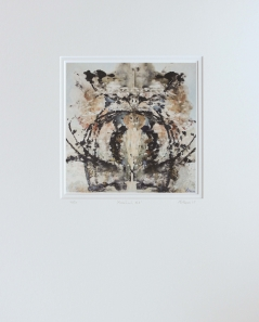 Rorschach 3 - Limited Edition Print