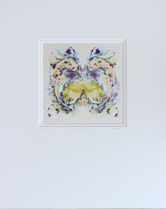 Rorschach 11 - Limited Edition Print