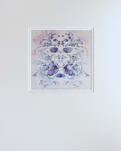 Rorschach 9 - Limited Edition Print