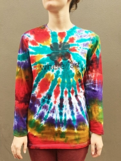 Limited Edition Where Y'Art Tie-Dye Long Sleeve