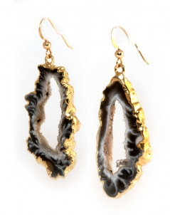 Oil Spill Earrings