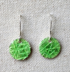 Avocado Earrings / Main Image