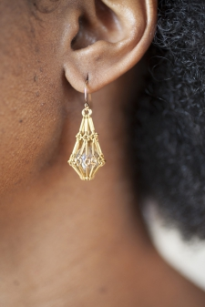 Fluidity Earrings / Main Image
