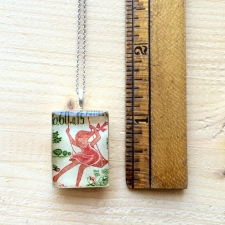 Tree Swing Stamp Necklace