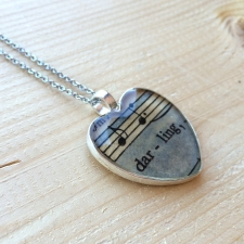 Darling Heart Necklace