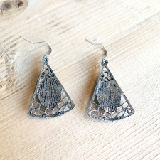 Love You Sheet Music Earrings