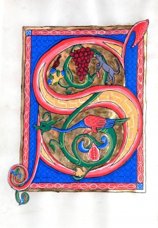 Decorated Initial / Main Image