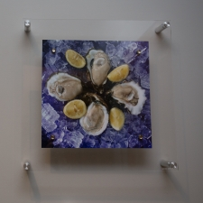 Oysters on the Rocks / Main Image