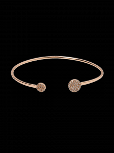 Eternity Bracelet / Rose Gold