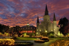 Jackson Square Christmas / Main Image