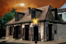Lafitte's Blacksmith Shop  / Main Image