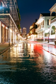 NOLA @ Night  / Main Image