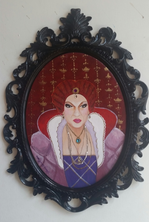 The Queen (Drag Queen series)
