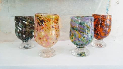 Handblown Glass Tumbler