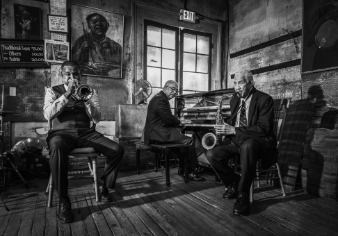 Preservation Hall - June 2018