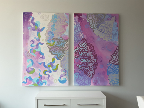 Dream, Diptych