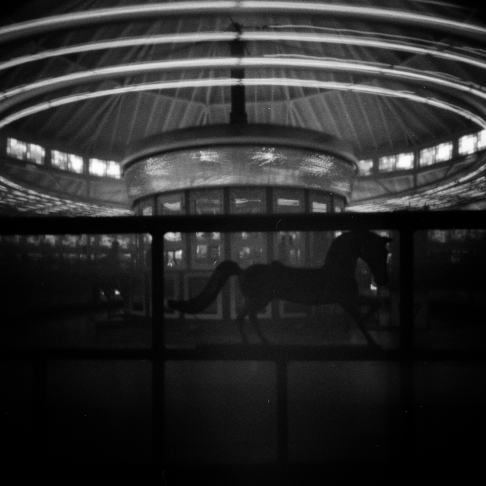 City Park Carousel, New Orleans