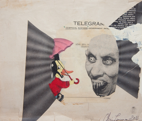 The Duck and the Telegram
