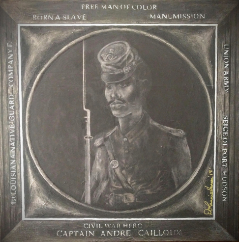 Captain Andre Cailloux