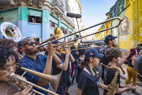 Trombone Shorty: Getting Funky in Havana