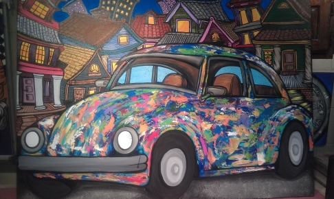 Splash Punch Buggy