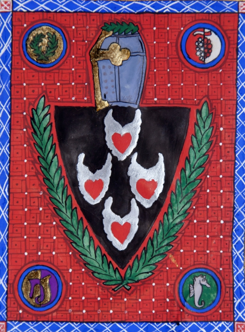 Coat Of Arms Display