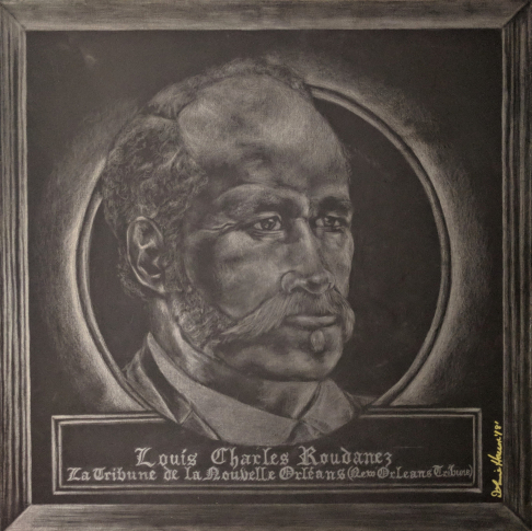 Portrait of Louis Charles Roudanez