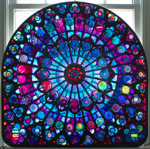 Rose Window after Notre Dame