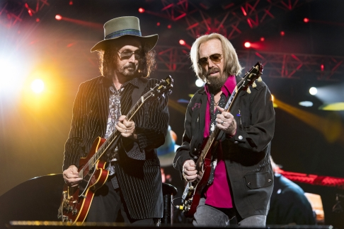 Mike Campbell & Tom Petty