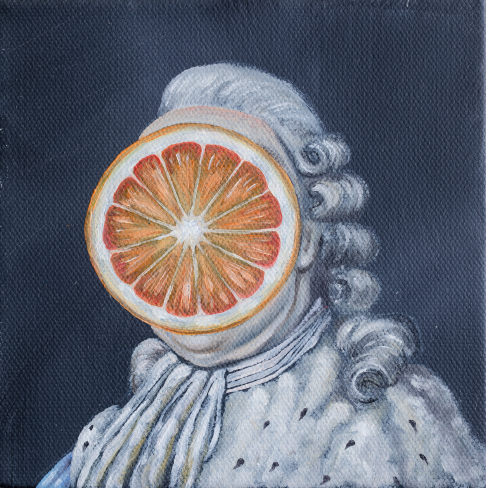 Orange Head Louis XVI