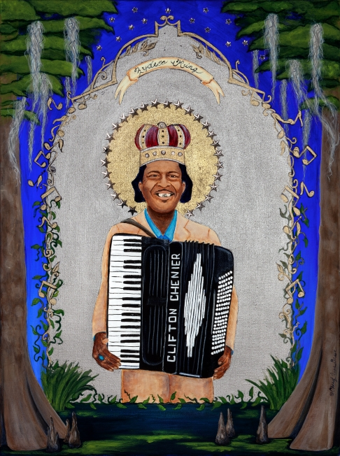 Zydeco King (fine art limited edition print)