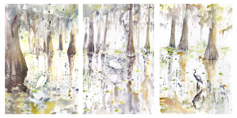 Louisiana Triptych