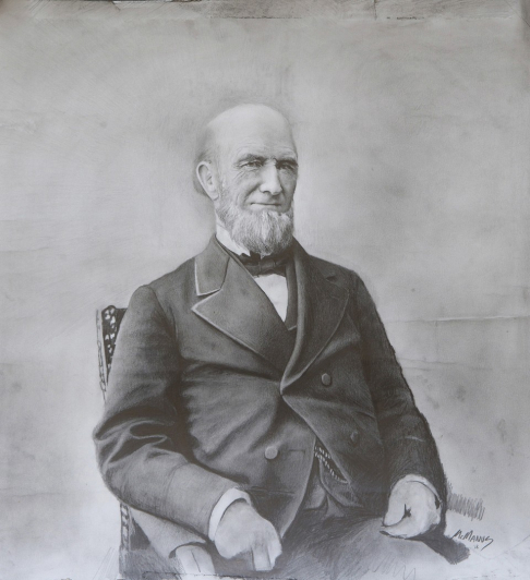 Captain James Buchanan Eads