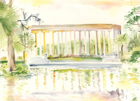 Peristyle New Orleans City Park