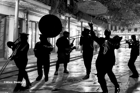 French Quarter Street Music