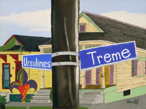 Treme and Ursulines
