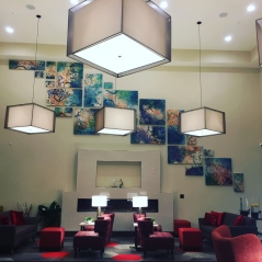 Johnstown-Comfort Suites Lobby