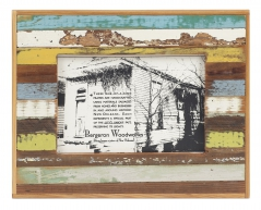 "5"" x 7"" Striped Frame"