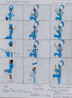Where Y'Art | Dapper Bruce Lafitte